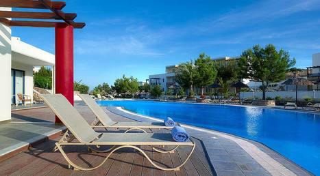 Miraluna Village & Spa Hotel Rhodes - Hotels in Rhodes Kiotari | Goldenlist | Scoop.it