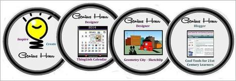 Embrace Change in the New Year with Genius Hour | Cool Tools for Drawing and Painting | Scoop.it