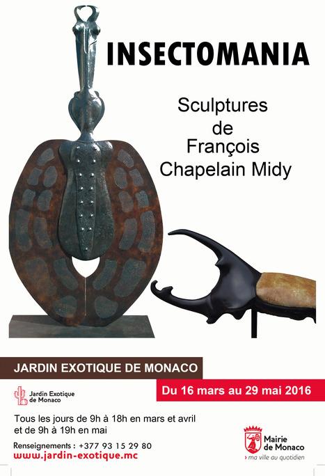 Entomo-calendrier avril 2016 | Mon Scoop.it du week-end | Scoop.it