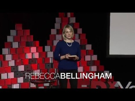 Why we should all be reading aloud to children | Rebecca Bellingham - TEDxTalks | Boys and Reading | Scoop.it
