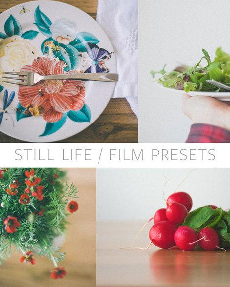 Free Lightroom Presets - Still Life | Free Lightroom Presets | Scoop.it