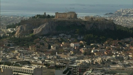 Seeing the Parthenon through ancient eyes | Video | PBS NewsHour | PBS | Teaching history and archaeology to kids | Scoop.it