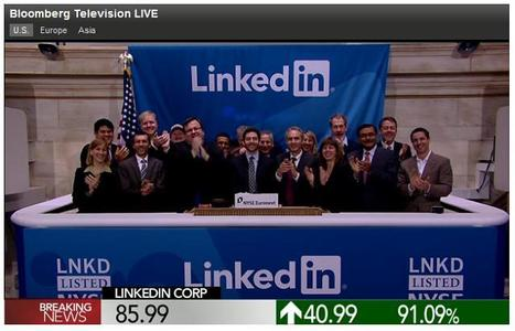 May 2011: LinkedIn IPO | A Year in 12 Posts | Scoop.it