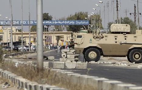 Al-Ahram | Sinai: O exército pôr fim a rumores sobre uma Sinai palestino | Scoop.it