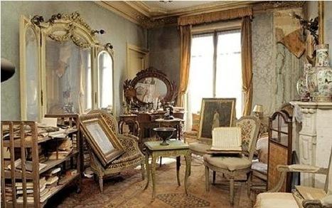The Paris Time Capsule Apartment | Paris Je T'aime | Scoop.it