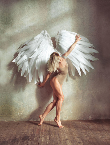 Jaw-Dropping Dance Portraits By Alexander Yakovlev | Interrete | Amazing photography | Scoop.it