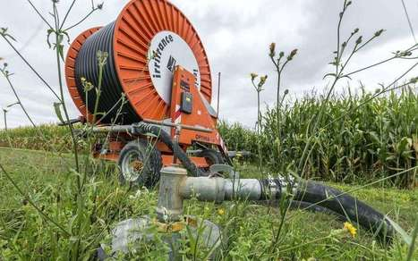 Irrigation: de l'eau dans le gaz en Charente-Maritime | Chronique d'un pays où il ne se passe rien... ou presque ! | Scoop.it
