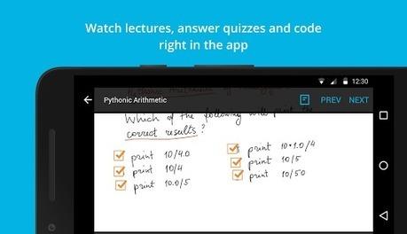 Udacity - Learn Programming – Applications Android sur GooglePlay | Bazaar | Scoop.it