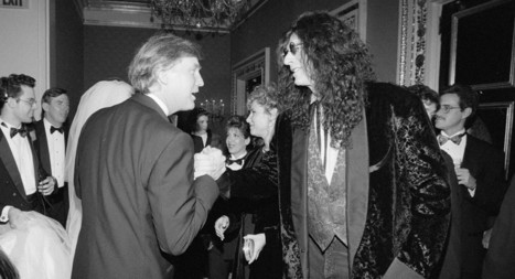 How Howard Stern Owned Donald Trump | Howard Stern | Scoop.it