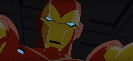 L'évolution d'Iron Man à la TV et dans les films | Superheroes & Supervillains | Scoop.it