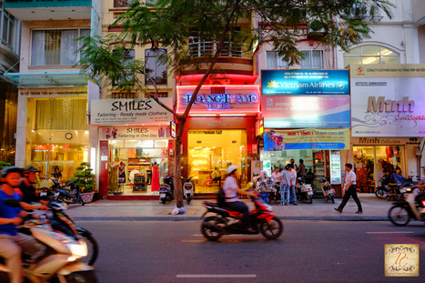 Photographer William Yeo's Personal Work at Ho Chi Minh City | Click! Magazine | Scoop.it