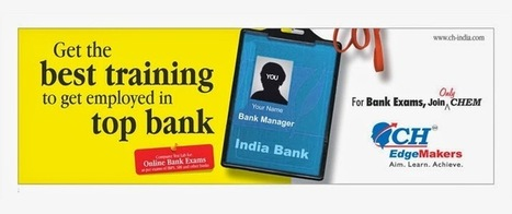 Bank PO exam preparation under the expert's guidance   CH-EdgeMakers   Scoop.it