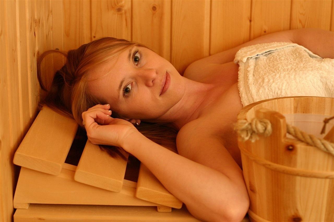 Приколы в русской бане с бабами 3 фотография