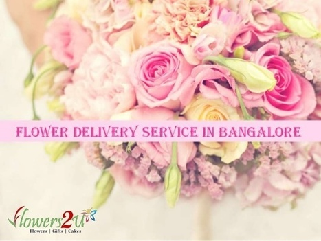 Get best Flower delivery service in bangalore | florist in bangalore | Scoop.it