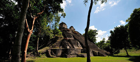 "Dzibanché discoveries redifines the ""Maya Collapse"" : Past Horizons Archaeology 
