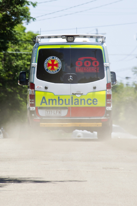 Queensland Ambulance Service - About QAS | OHS in the Paramedic World | Scoop.it