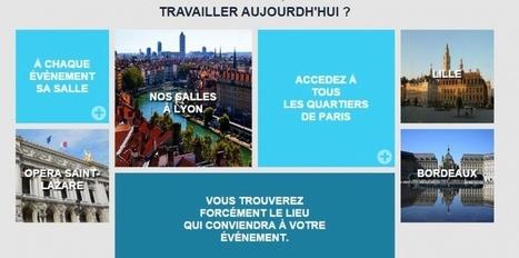 La start-up française qui souhaite devenir le Airbnb du lieu de travail | e-biz | Scoop.it
