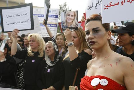 Religion - (South America) Women Demonstrate Worldwide Calling for End to Violence, Abuse - NBC News   North America, South America, and Asia   Scoop.it