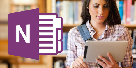 How to Use OneNote at School: 10 Tips for Students & Teachers | Time to Learn | Scoop.it