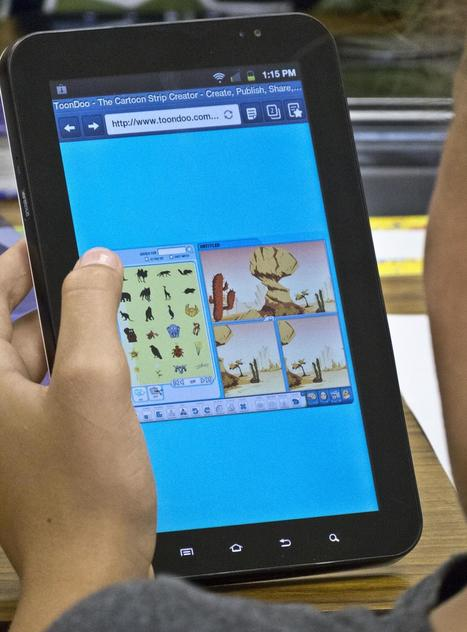 Mobile technology transforms classrooms at Forsyth schools - Winston-Salem Journal | Education and technology | Scoop.it