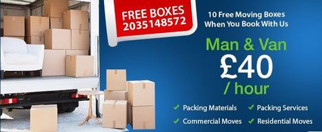 How to Select Your Removals Company | Super Man and Van Removals Company | Scoop.it