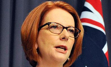 Julia Gillard feels the edge of the Labor leadership gender divide #LEADERSHIP#COACHING#NLP | VISUAL PROSPERITY by Cynthia Bluenscottish Ross | Scoop.it
