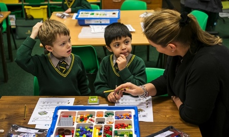 Lego and maths: building blocks for an education? | Managing Technology and Talent for Learning & Innovation | Scoop.it
