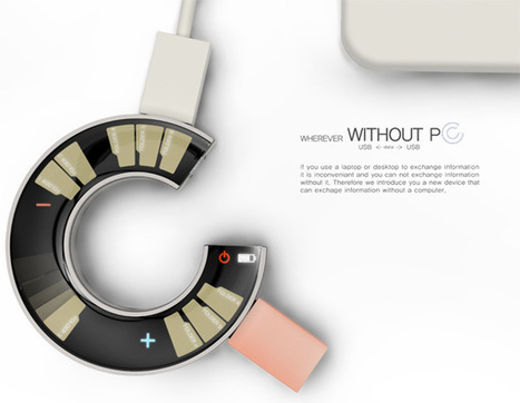 Without PC – Hard Drive To USB Data Transfer System by Dongwook Kim | 新物新知 | Scoop.it
