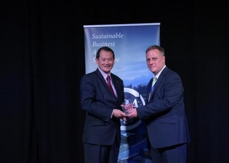 More firms vie for sustainability leadership in Singapore | Business as an Agent of World Benefit | Scoop.it