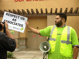 Whose Walmart?: Workers Crash Walmart's Party | Trade unions and social activism | Scoop.it