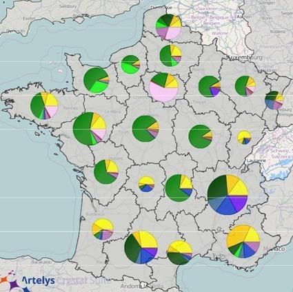 100% d'énergie renouvelable en France en 2050 ?   Vers un projet de territoire durable et implicant   Scoop.it