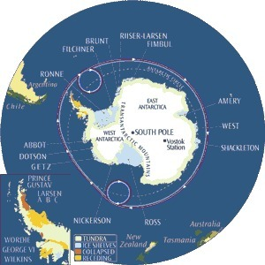 Climate scientists discover new weak point of the Antarctic ice sheet | e! Science News | In Deep Water | Scoop.it