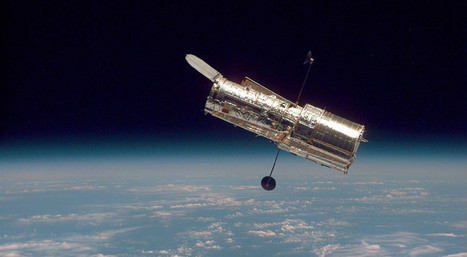 Op-ed   A Not-so-final Hubble Servicing Mission   The NewSpace Daily   Scoop.it