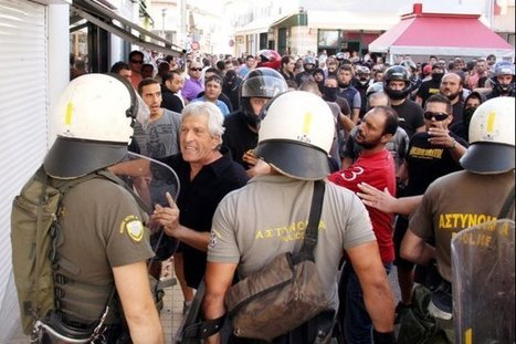 Golden Dawn - International Newsroom: Riots against the Roma in Etolikon | The Indigenous Uprising of the British Isles | Scoop.it