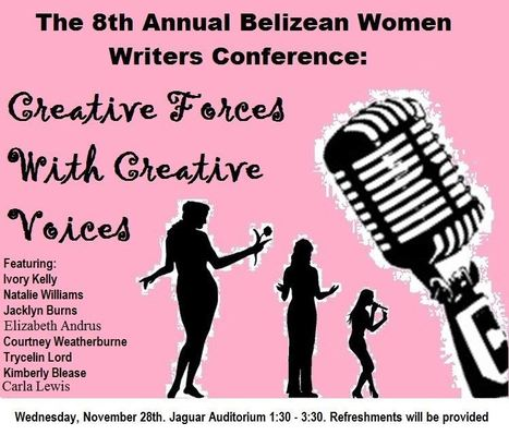 8th Annual Women Writers Conference | Average Girls Topics | Scoop.it