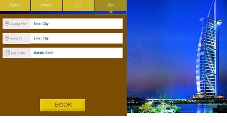 Bus Booking Engine | Web Development Services | Scoop.it