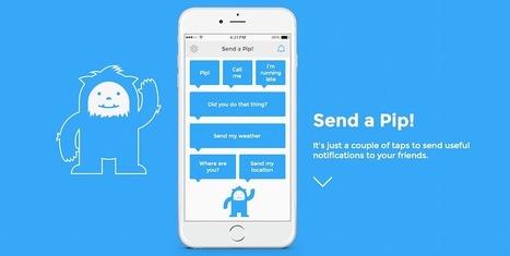 Pip, une nouvelle application de messagerie minimaliste | Social medias & Digital Marketing | Scoop.it