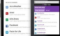 Facebook's new mobile app offers 'free basic' internet services in ... | Latest Mobile Apps | Scoop.it