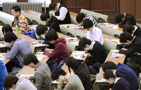 Asians lead the globe on exams, but paying a price  | The Portland Press Herald / Maine Sunday Telegram | Beyond the Stacks | Scoop.it