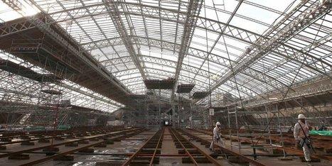 Gare de Bordeaux : le chantier stoppé en raison d'un taux de plomb trop élevé - Sud-Ouest | Actualités écologie | Scoop.it