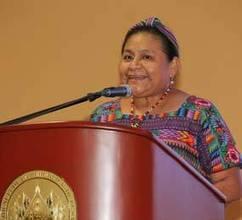 Noticias de Prensa Latina - Basta la comercialización del ser humano, asegura Rigoberta Menchú   Ecología y Desarrollo Humano   Scoop.it