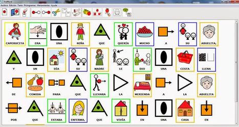 La nueva versión de Araword ya está disponible - Autismo Diario | Mathink | Scoop.it