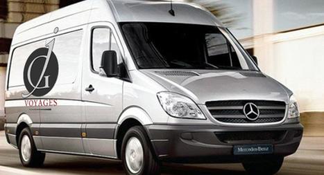 Gilbert James Voyages - Les avantages de la location d'un minibus avec chauffeur   Autocars Ile de France   Scoop.it
