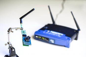 Wireless Power from Wi-Fi Routers