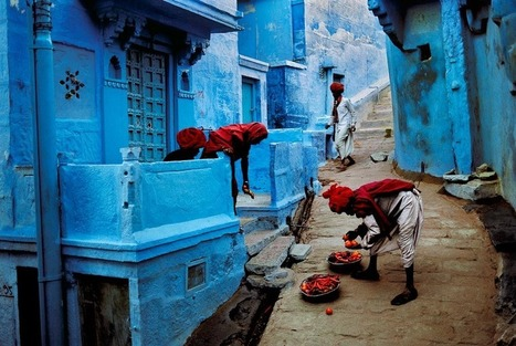 Upstairs, Downstairs | Photos : Steve McCurry | PHOTOGRAPHERS | Scoop.it
