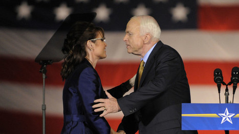 McCain On Sarah Palin's Incoherent Speech: I Didn't See It | enjoy yourself | Scoop.it
