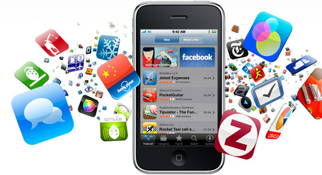 Les 22 applications mobiles pour être un Community Manager idéal | Entrepreneurs du Web | Scoop.it