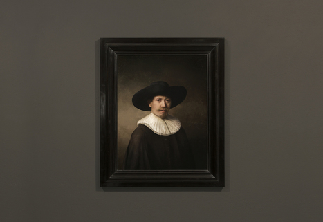 """Too Rembrandt to Fail: Dutch Bank 3D Prints """"New"""" Old Master 