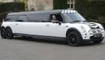 The 'World's Longest' MINI Cooper Limousine - DesignTAXI.com | Luxcars-Services Luxembourg | Scoop.it