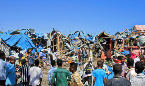 Obama Expands War With Al Qaeda to Include Shabab in Somalia | American Government Today | Scoop.it